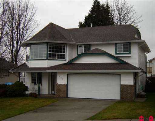 "Main Photo: 8392 CASSELMAN CR in Mission: Mission BC House for sale in ""Cherry Hill Estates"" : MLS®# F2600216"