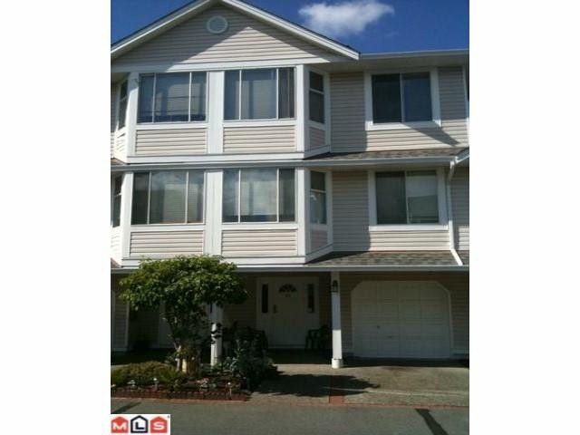 Main Photo: 66 7955 122ND Street in Surrey: West Newton Townhouse for sale : MLS®# F1106530
