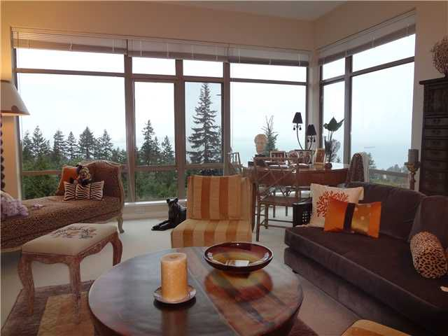 Main Photo: 3112 DEER RIDGE Drive in West Vancouver: Deer Ridge WV Townhouse for sale : MLS®# V927428