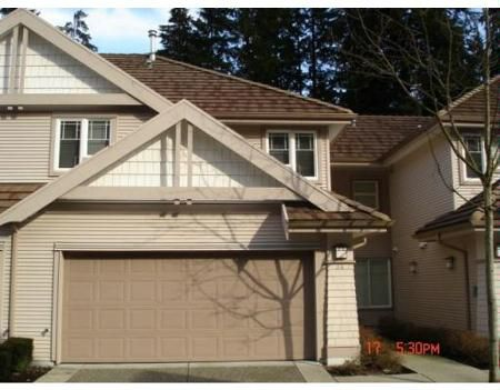 Main Photo: # 34 2351 PARKWAY BV in Coquitlam: Condo for sale (Westwood Plateau)  : MLS®# V642953