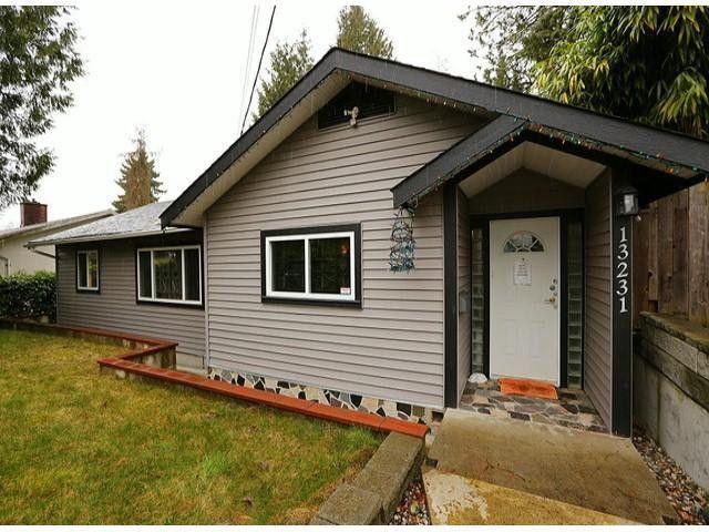 Main Photo: 13231 112B AV in Surrey: Bolivar Heights House for sale (North Surrey)  : MLS®# F1304749