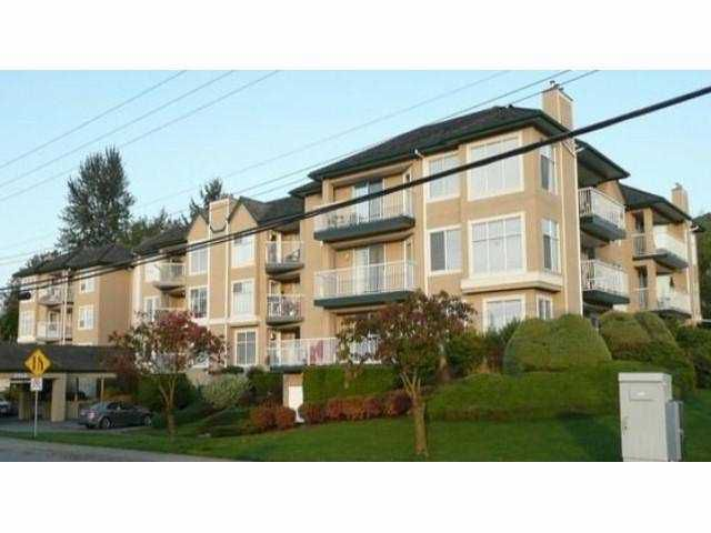 "Main Photo: 109 2410 EMERSON Street in Abbotsford: Abbotsford West Condo for sale in ""Lakeway gardens"" : MLS®# F1322346"