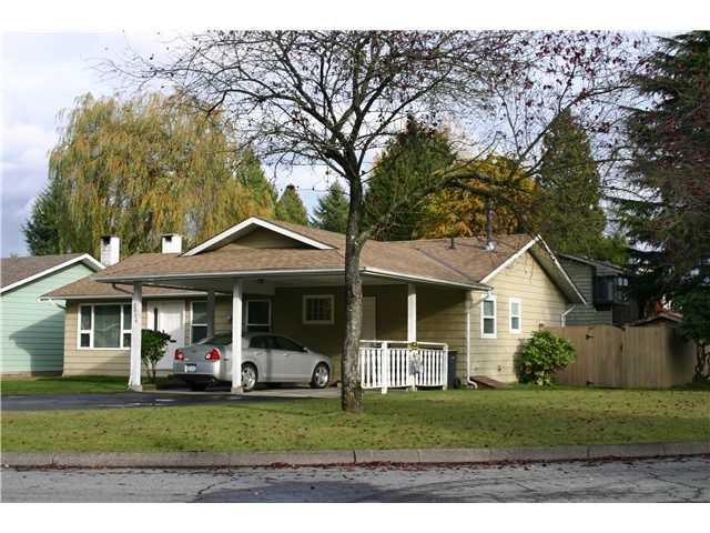 Main Photo: 2814 ST CATHERINE Street in Port Coquitlam: Glenwood PQ House for sale : MLS®# V1035998