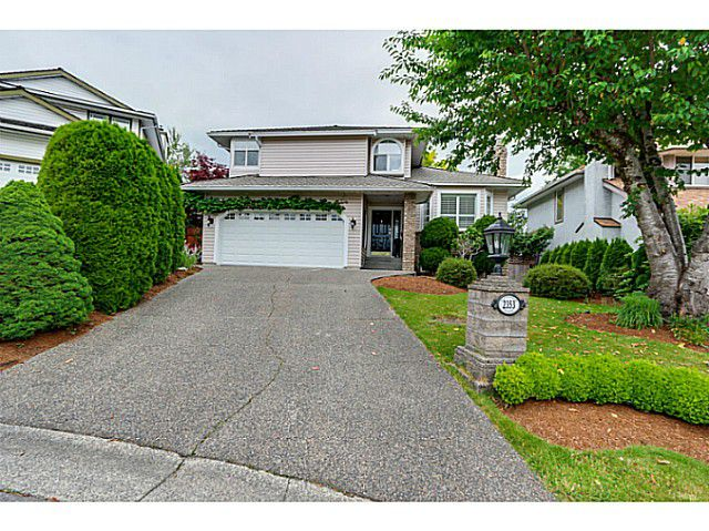 """Main Photo: 2353 NOTTINGHAM Place in Port Coquitlam: Citadel PQ House for sale in """"Citadel Heights"""" : MLS®# V1071418"""