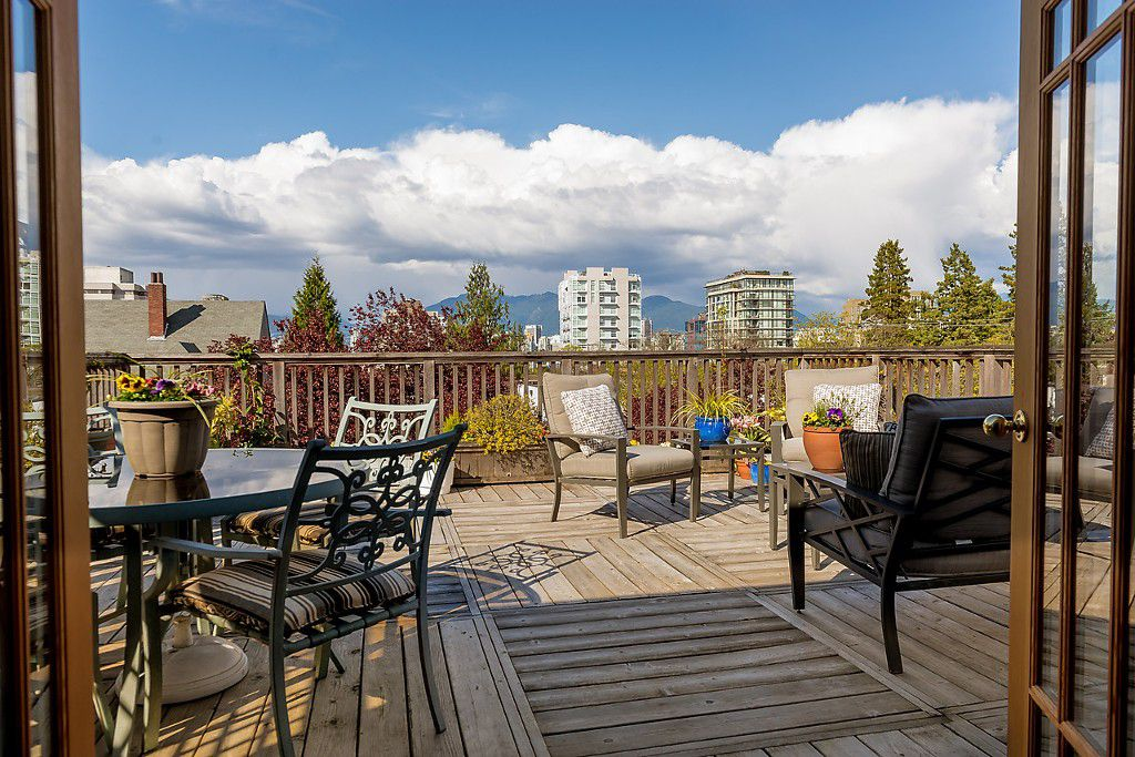 Main Photo: 301 1116 W 11TH Avenue in Vancouver: Fairview VW Condo for sale (Vancouver West)  : MLS®# V1115568