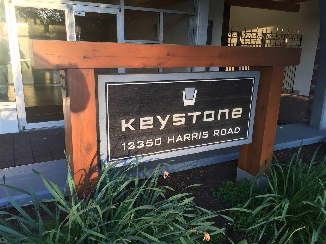 "Main Photo: 320 12350 HARRIS Road in Pitt Meadows: Mid Meadows Condo for sale in ""KEYSTONE"" : MLS®# R2073144"