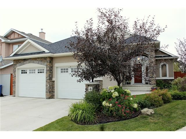 Main Photo: 4 CIMARRON Green: Okotoks House for sale : MLS®# C4090481