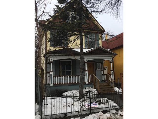 Main Photo: 492 Langside Street in Winnipeg: Residential for sale (5A)  : MLS®# 1704692