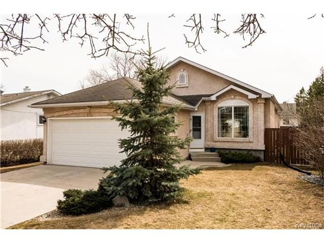 Main Photo: 114 Arden Avenue in Winnipeg: Pulberry Residential for sale (2C)  : MLS®# 1708329