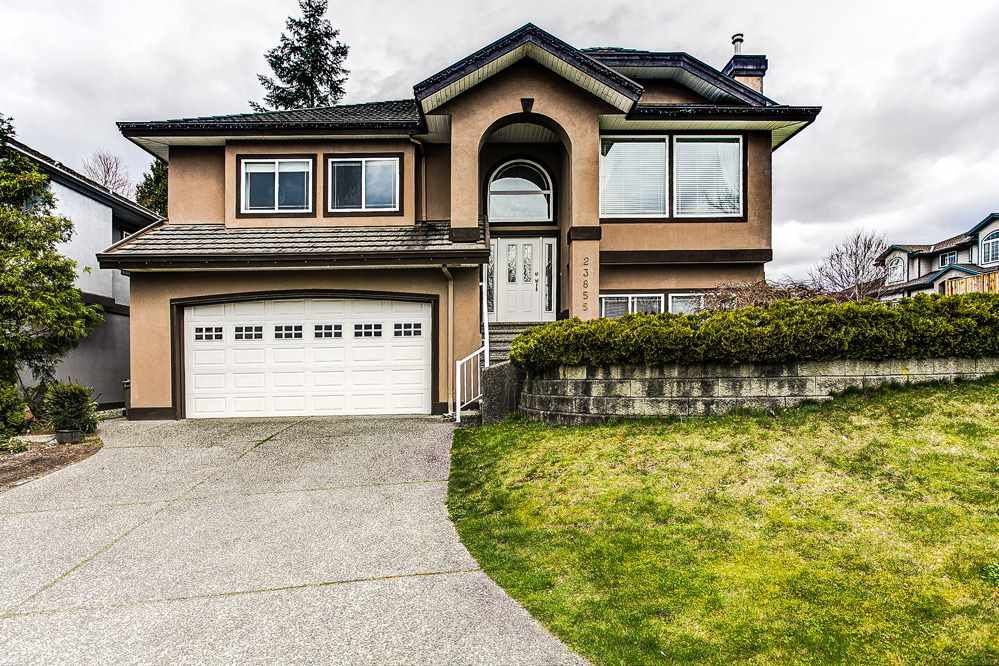 "Main Photo: 23855 ZERON Avenue in Maple Ridge: Albion House for sale in ""KANAKA RIDGE ESTATES"" : MLS®# R2156931"