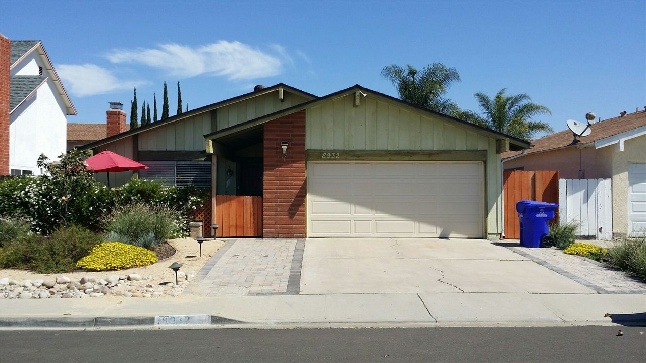 Main Photo: MIRA MESA House for sale : 4 bedrooms : 8932 Canis Ln in San Diego