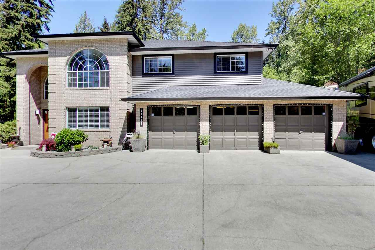Main Photo: 26115 124 AVENUE in Maple Ridge: Websters Corners House for sale : MLS®# R2171616