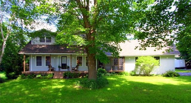 Main Photo: 13 Union Street in Kawartha Lakes: Kirkfield House (2-Storey) for sale : MLS®# X3866229