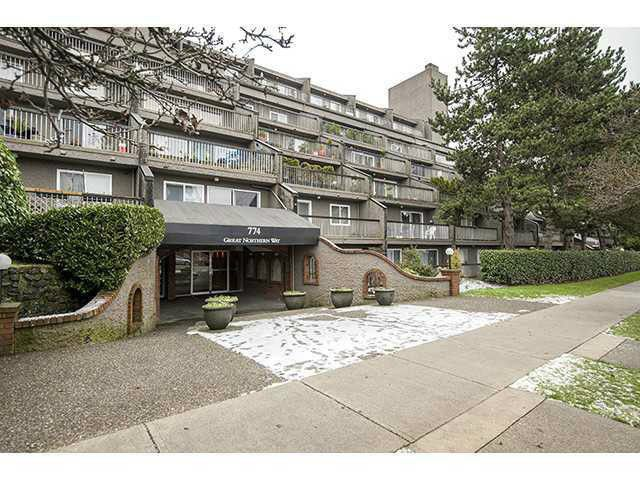 Main Photo: # 309 774 GREAT NORTHERN WY in Vancouver: Mount Pleasant VE Condo for sale (Vancouver East)  : MLS®# V1013712