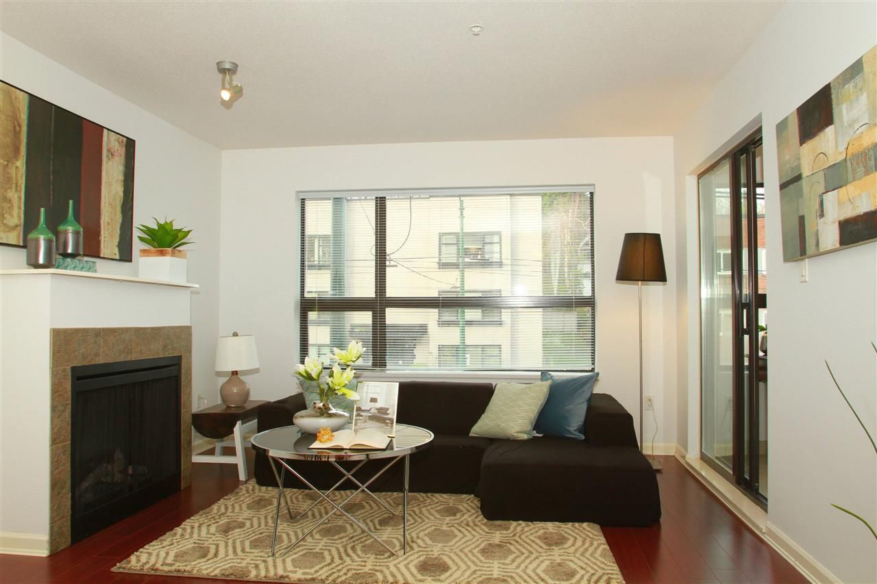 """Main Photo: 310 997 W 22ND Avenue in Vancouver: Cambie Condo for sale in """"THE CRESCENT"""" (Vancouver West)  : MLS®# R2239870"""