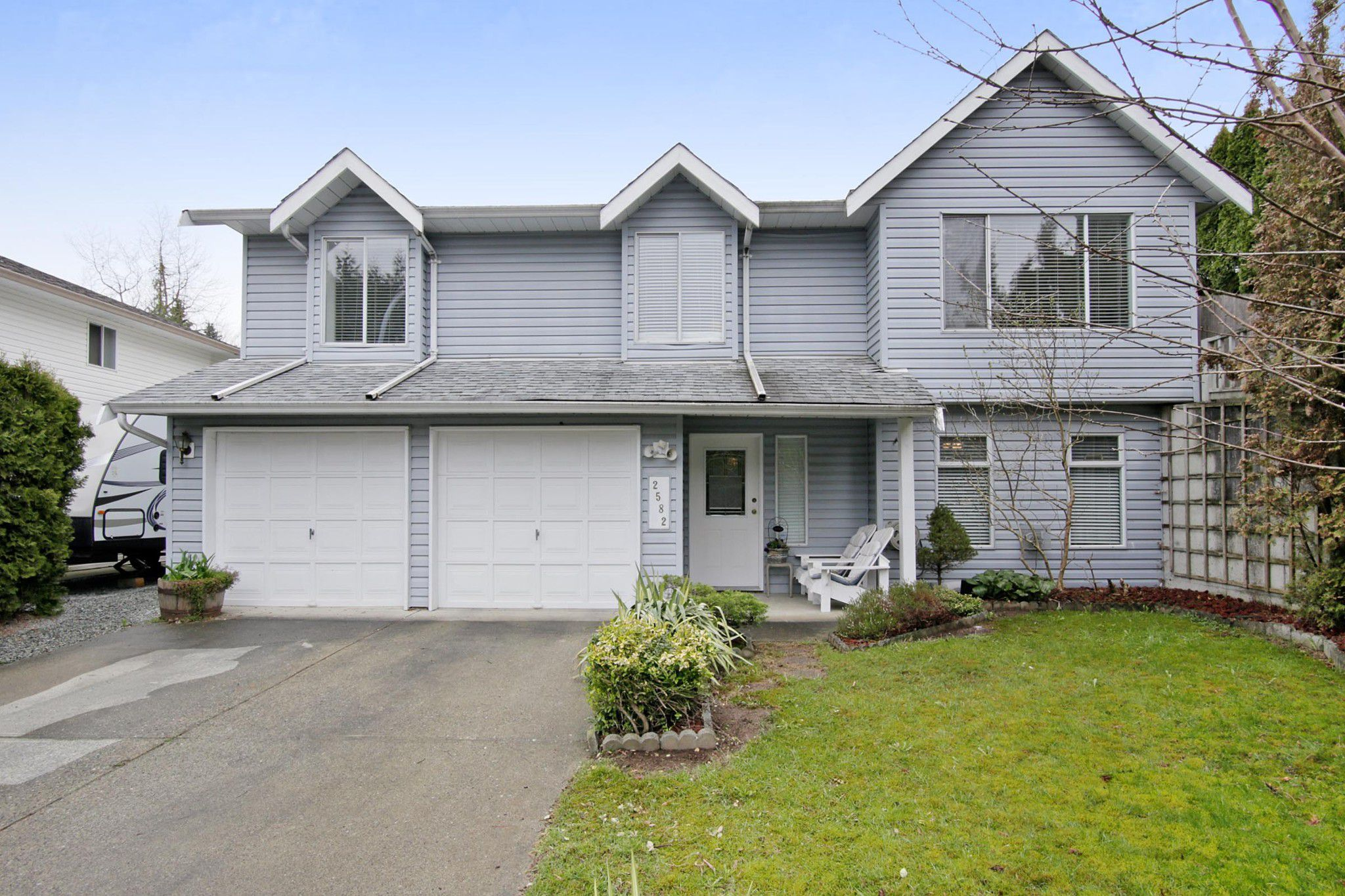 Main Photo: 2582 MITCHELL Street in Abbotsford: Abbotsford West House for sale : MLS®# R2251993