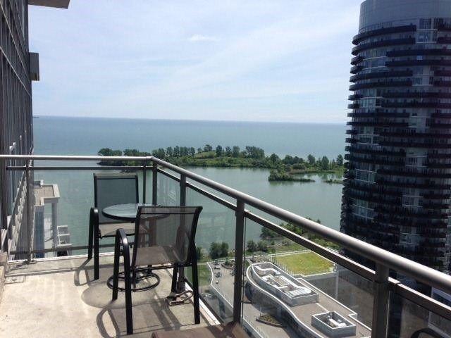 Main Photo: 2508 2121 W Lake Shore Boulevard in Toronto: Mimico Condo for lease (Toronto W06)  : MLS®# W4154686