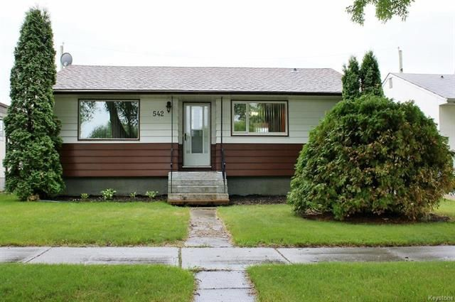 Main Photo: 542 Victoria Avenue in Winnipeg: West Transcona Residential for sale (3L)  : MLS®# 1815986