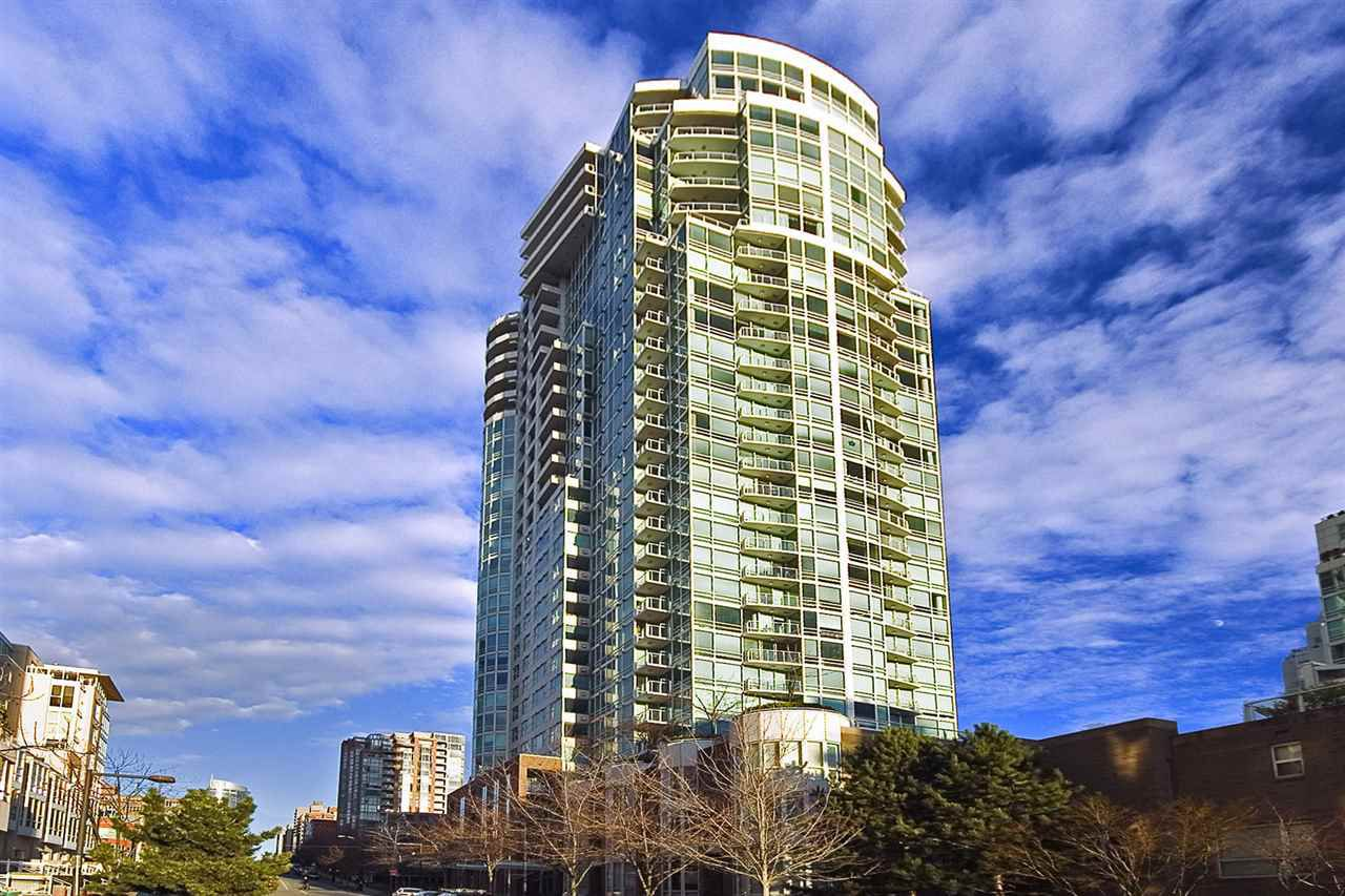 "Main Photo: 1608 1500 HORNBY Street in Vancouver: Yaletown Condo for sale in ""888 BEACH"" (Vancouver West)  : MLS®# R2314224"