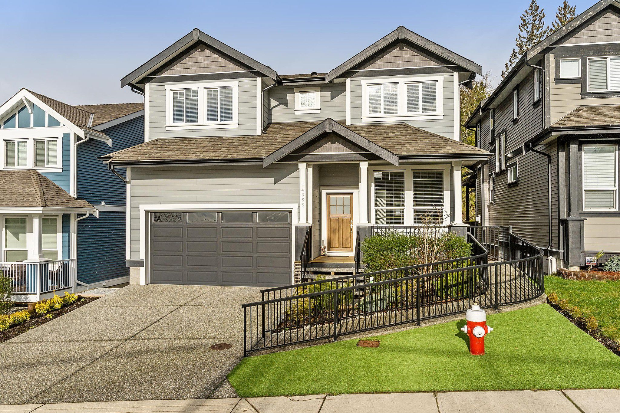 "Main Photo: 24365 104 Avenue in Maple Ridge: Albion House for sale in ""Spencers Green"" : MLS®# R2330369"