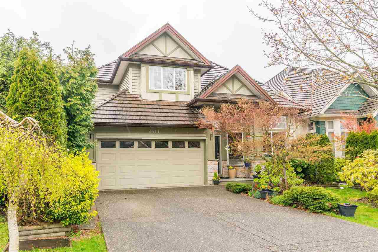 """Main Photo: 3411 ROSEMARY HEIGHTS Crescent in Surrey: Morgan Creek House for sale in """"ROSEMARY HEIGHTS"""" (South Surrey White Rock)  : MLS®# R2358805"""