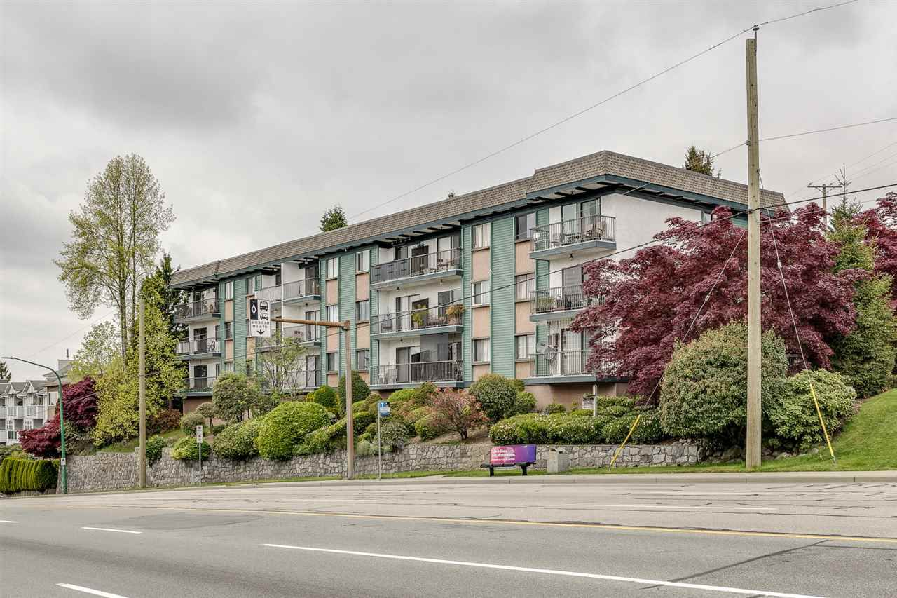 """Main Photo: 113 5450 EMPIRE Street in Burnaby: Capitol Hill BN Condo for sale in """"EMPIRE PLACE"""" (Burnaby North)  : MLS®# R2365489"""