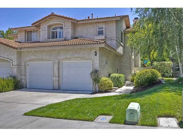 Main Photo: SCRIPPS RANCH Twinhome for sale : 3 bedrooms : 10721 Ballystock in San Diego