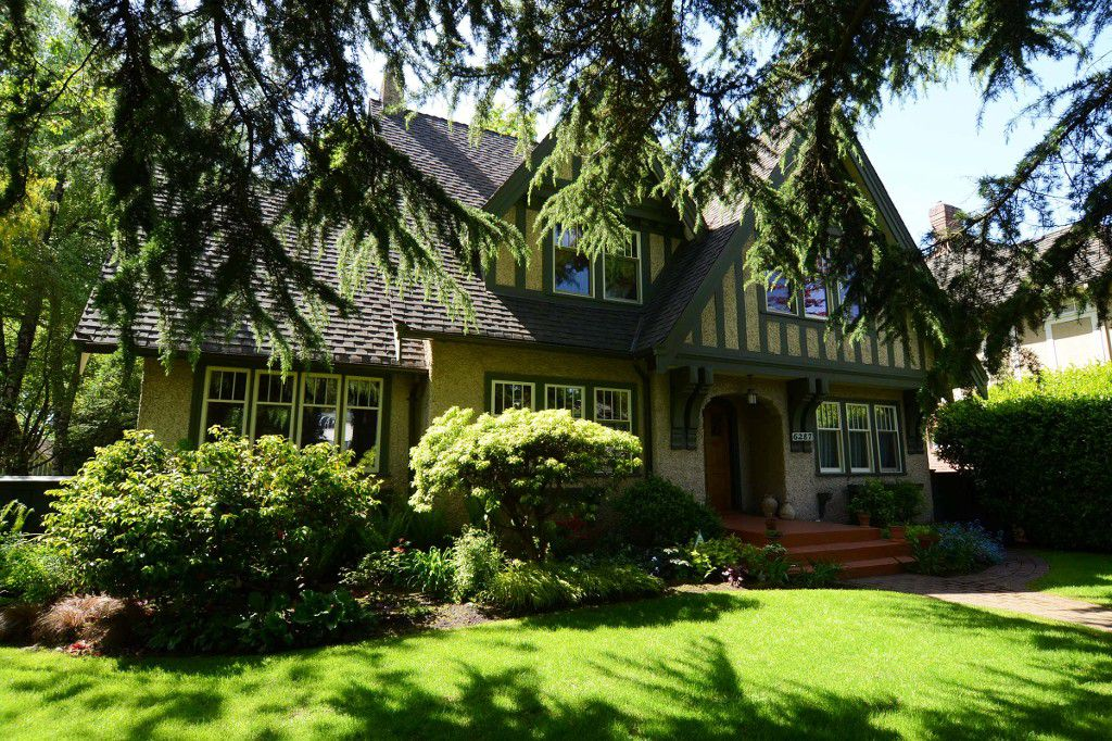 Main Photo: 6287 ADERA Street in Vancouver: South Granville House for sale (Vancouver West)  : MLS®# V1064453