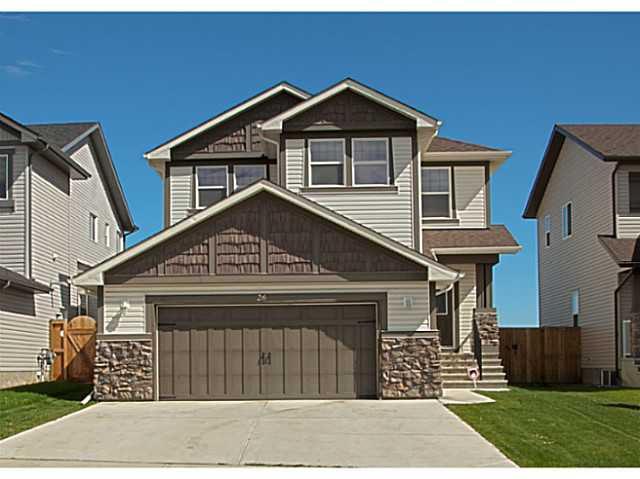 Main Photo: 26 SILVERADO SKIES Drive SW in CALGARY: Silverado Residential Detached Single Family for sale (Calgary)  : MLS®# C3622780