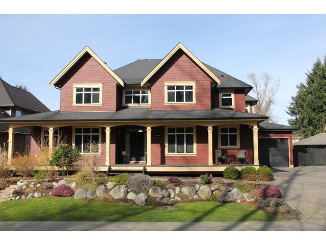 """Main Photo: 22087 44 Avenue in Langley: Murrayville House for sale in """"Murrayville"""" : MLS®# F1434312"""