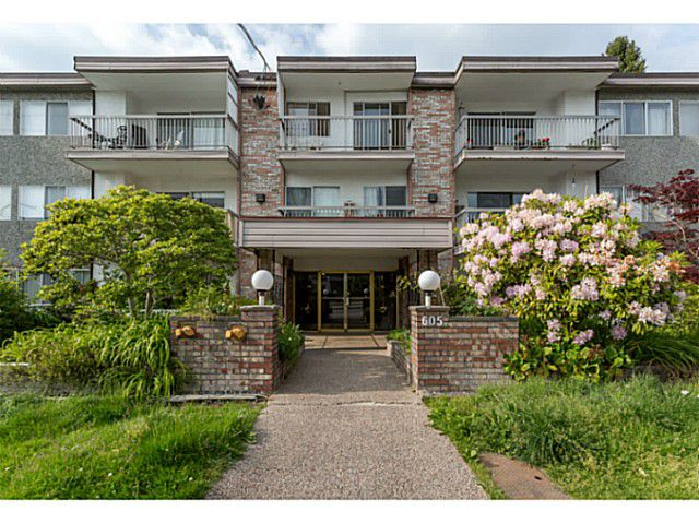 "Main Photo: 305 605 COMO LAKE Avenue in Coquitlam: Coquitlam West Condo for sale in ""CENTENNIAL HOUSE"" : MLS®# V1122471"