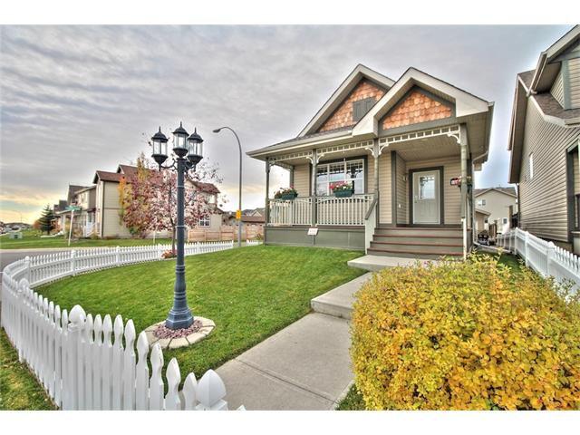 Main Photo: 167 EVERMEADOW Avenue SW in Calgary: Evergreen House for sale : MLS®# C4035939