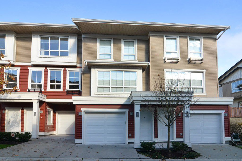 """Main Photo: 120 19505 68A Avenue in Surrey: Clayton Townhouse for sale in """"CLAYTON RISE"""" (Cloverdale)  : MLS®# R2014295"""