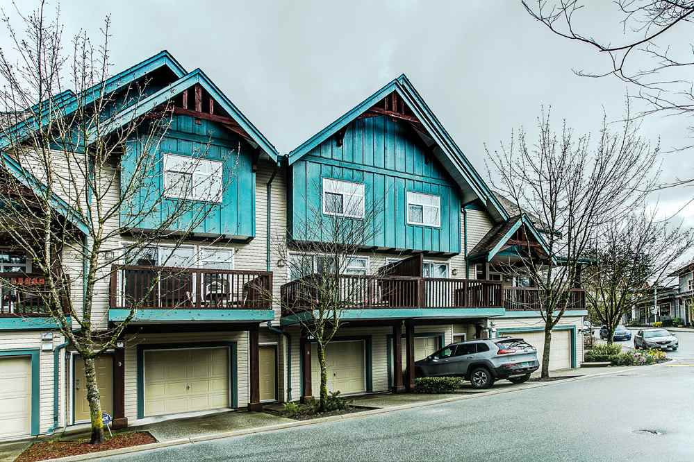 Main Photo: 8 50 PANORAMA Place in Port Moody: Heritage Woods PM Townhouse for sale : MLS®# R2050227