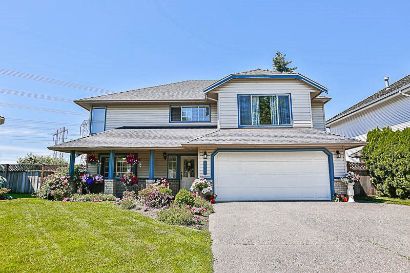 Main Photo: 5983 185B STREET in Surrey: Cloverdale BC House for sale (Cloverdale)  : MLS®# R2183344