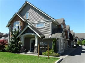 Main Photo: 1 8945 Broadway Street: Townhouse for sale (Chilliwack)  : MLS®# R2069756