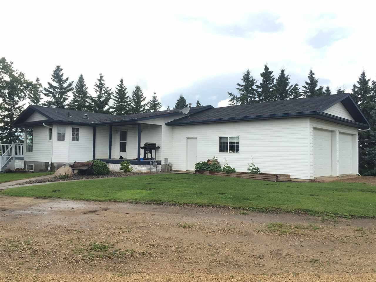 Main Photo: 60319 RGE RD 252: Rural Westlock County House for sale : MLS®# E4076389