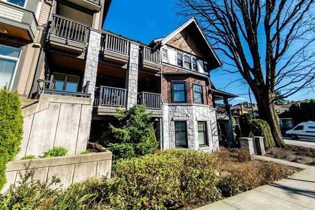 Main Photo: 202 116 W 23RD STREET in North Vancouver: Central Lonsdale Condo  : MLS®# R2165419