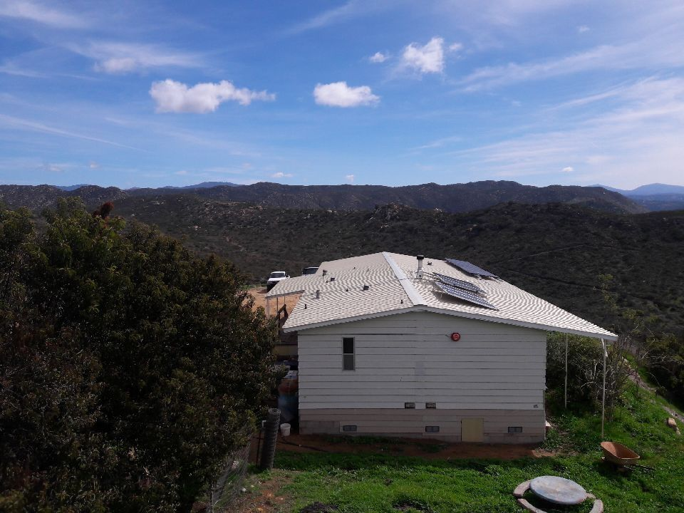 Main Photo: EAST ESCONDIDO Manufactured Home for sale : 2 bedrooms : 17255 ROCKWOOD ROAD in Escondido