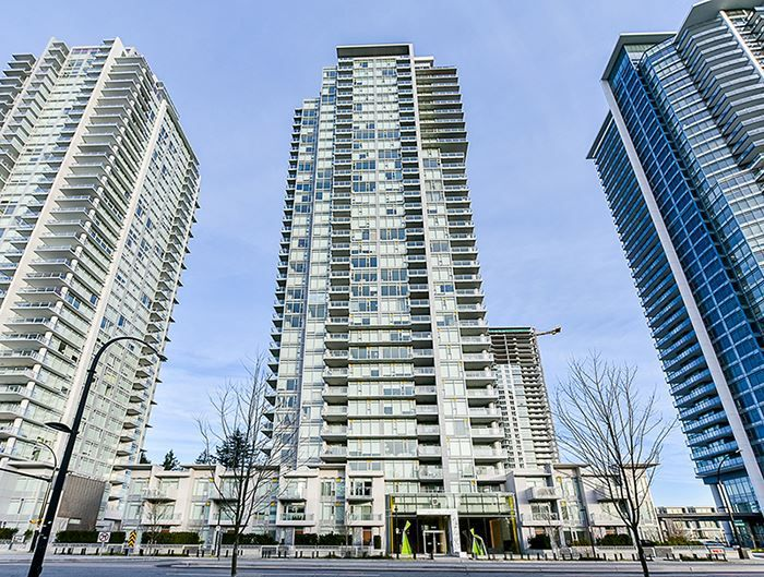 Main Photo: 2906 6588 NELSON Avenue in Burnaby: Metrotown Condo for sale (Burnaby South)  : MLS®# R2265327