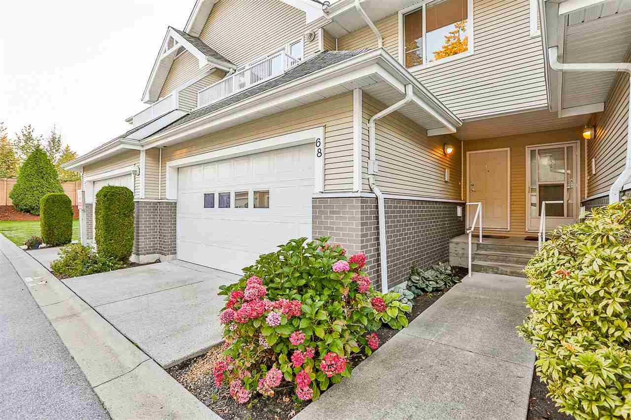 Main Photo: 68 13918 58 AVENUE in : Panorama Ridge Townhouse for sale : MLS®# R2212178