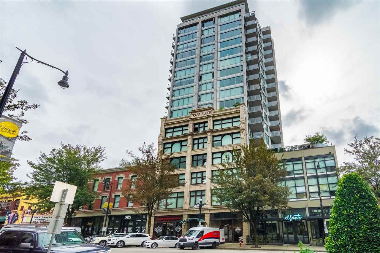 """Main Photo: 903 668 COLUMBIA Street in New Westminster: Quay Condo for sale in """"Trapp & Holbrook"""" : MLS®# R2292147"""