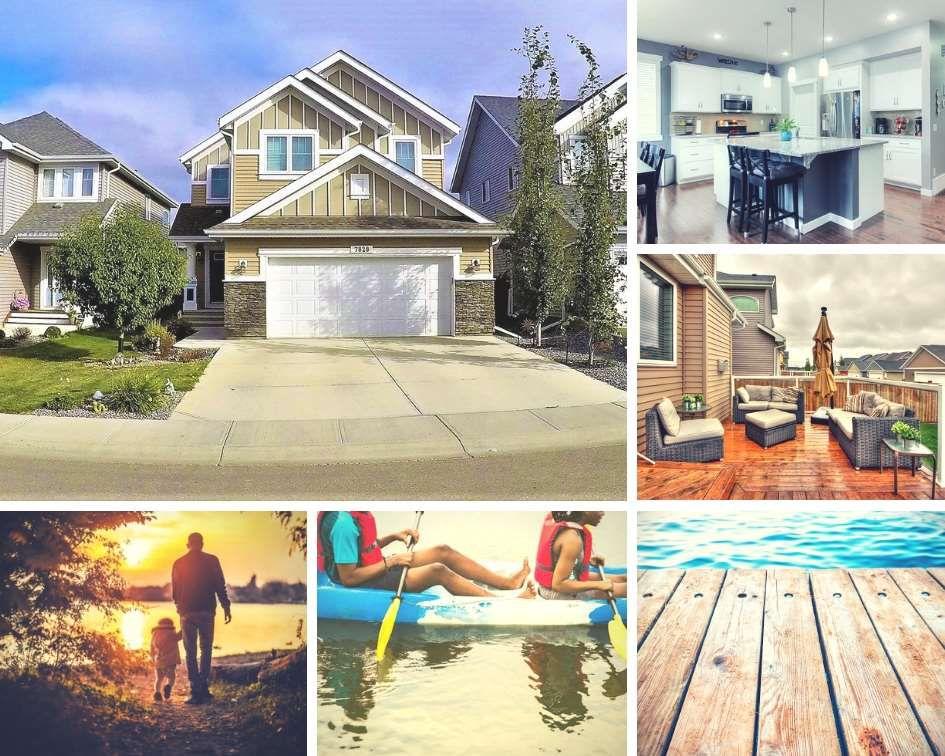 Main Photo: 7828 18 Avenue in Edmonton: Zone 53 House for sale : MLS®# E4132385