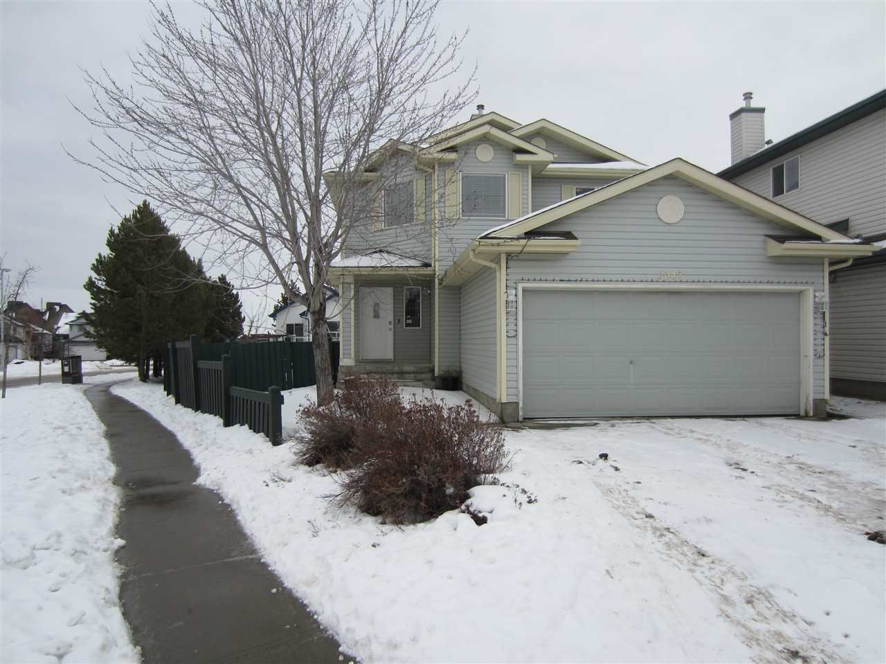 Main Photo: 2047 GARNETT Way in Edmonton: Zone 58 House for sale : MLS®# E4141886
