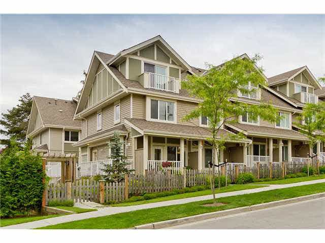 Main Photo: 7 621 LANGSIDE Avenue in Coquitlam: Coquitlam West Townhouse for sale : MLS®# R2338224