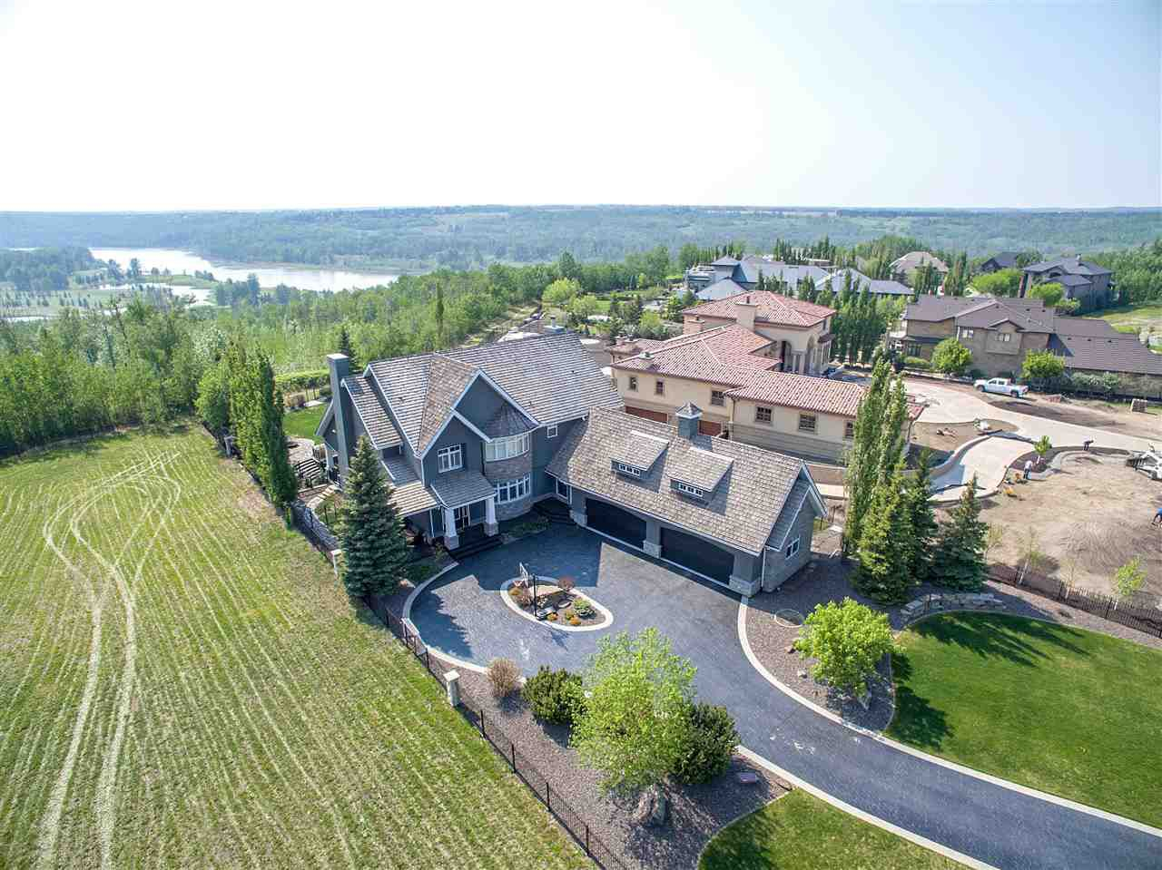 Photo 28: Photos: 60 WINDERMERE Drive in Edmonton: Zone 56 House for sale : MLS®# E4150106