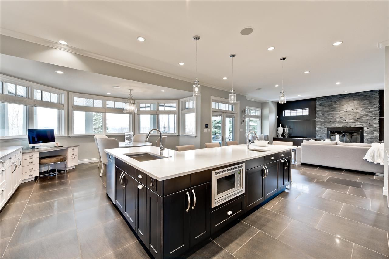 Photo 7: Photos: 60 WINDERMERE Drive in Edmonton: Zone 56 House for sale : MLS®# E4150106