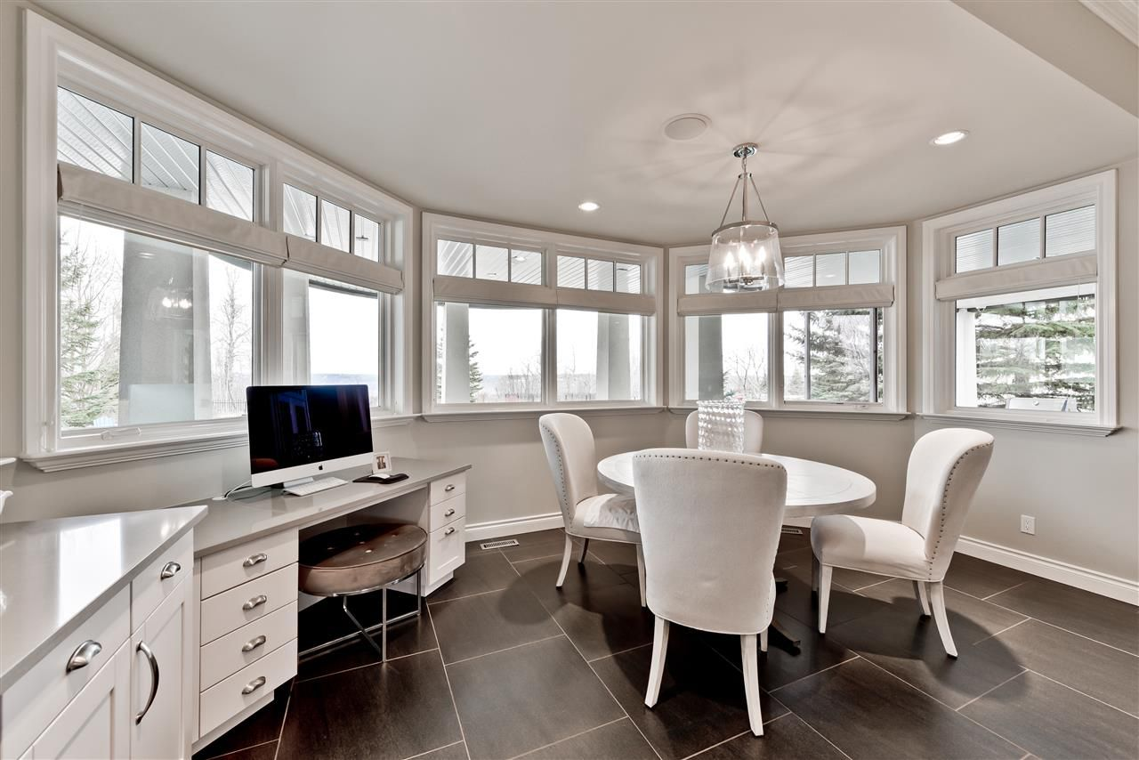 Photo 8: Photos: 60 WINDERMERE Drive in Edmonton: Zone 56 House for sale : MLS®# E4150106