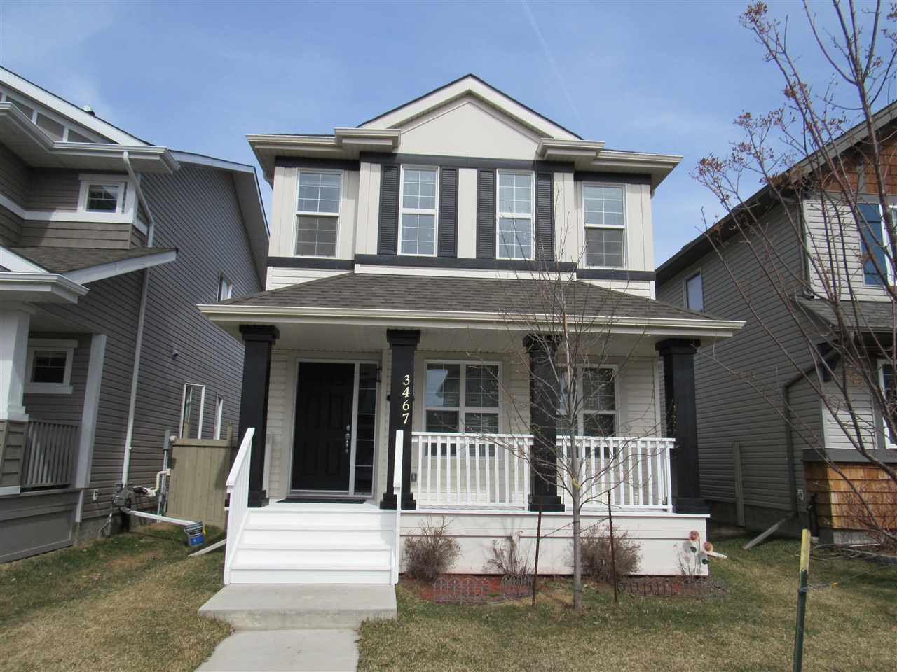 Main Photo: 3467 CUTLER Crescent in Edmonton: Zone 55 House for sale : MLS®# E4153078