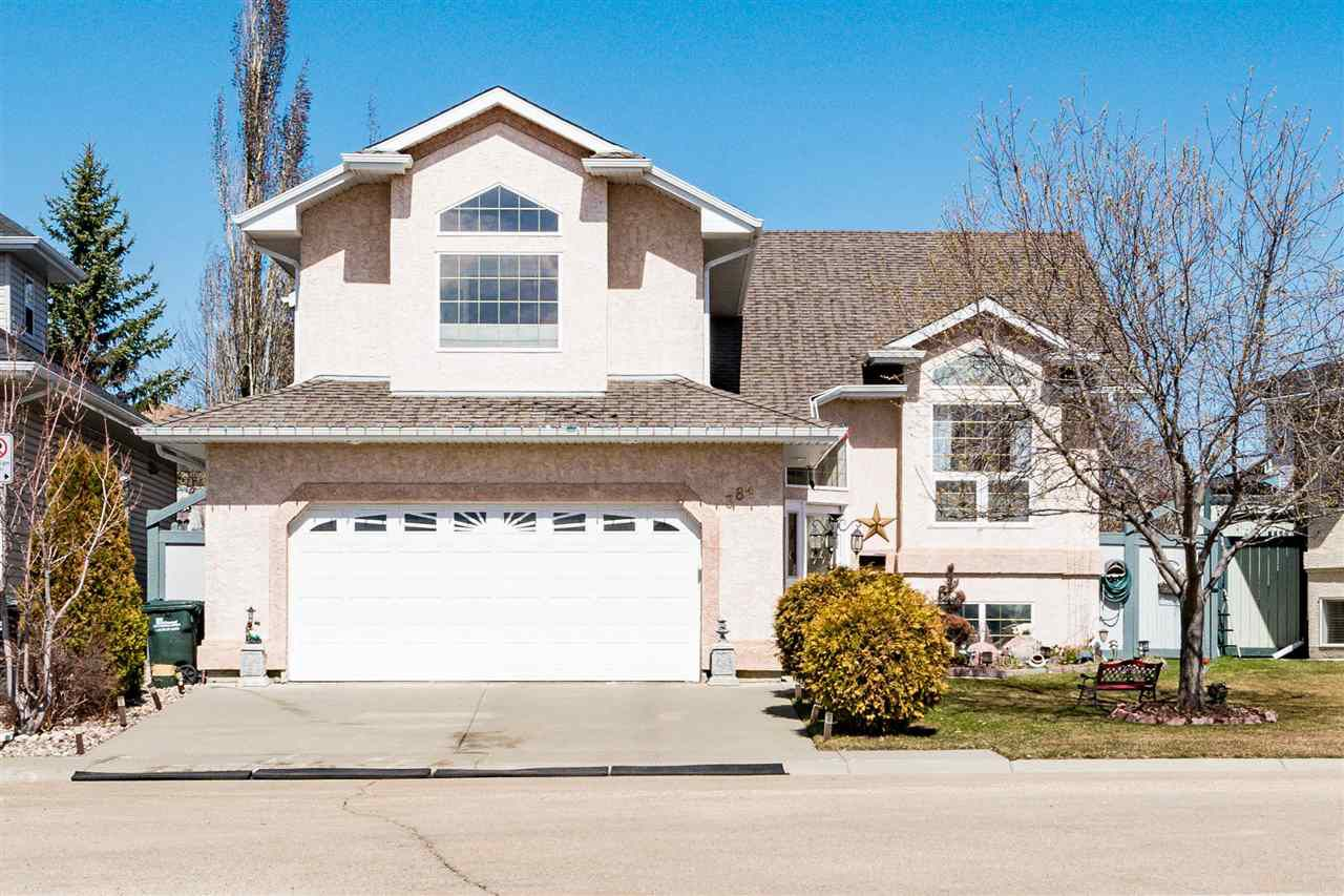 Main Photo: 384 HERITAGE Drive: Sherwood Park House for sale : MLS®# E4153495